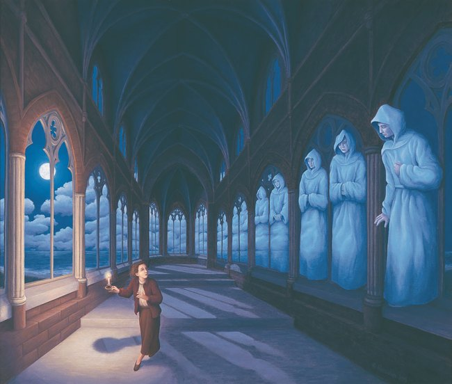 Robert_Gonsalves_Medieval_Moonlight
