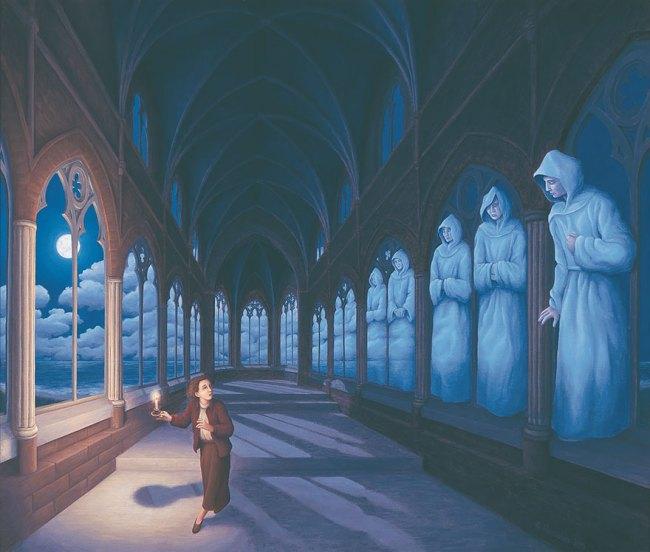 Robert_Gonsalves_Medieval_Moonlight